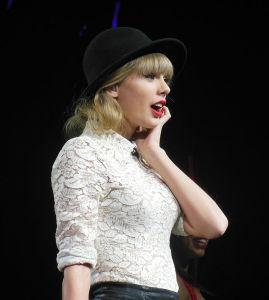 Taylor Swift: Singer, Actor, Old-Timey Bank Robber